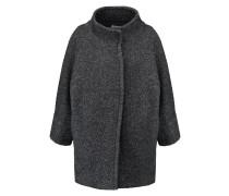 Wintermantel grey