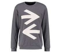ONSNEW HUGO Sweatshirt dark grey melange