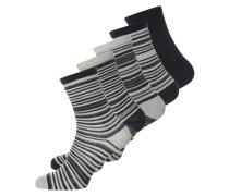 5 PACK - Socken - navy melange
