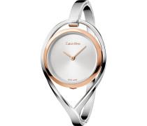 LIGHT - Uhr - silver-coloured