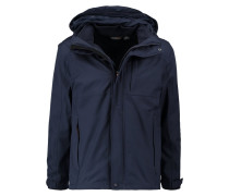 NORTHMORE 2IN1 Hardshelljacke navy