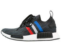 NMD_R1 Sneaker low core black/core red/white
