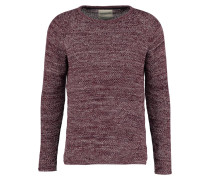 Strickpullover bordeaux