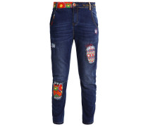 Jeans Relaxed Fit - denim dark blue
