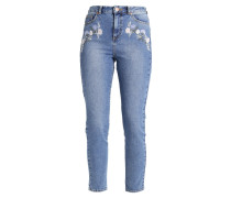 MOM - Jeans Slim Fit - mid denim