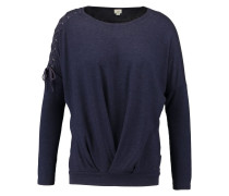 THEBE Langarmshirt evening blue