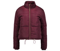 Winterjacke - dark burgundy