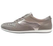 TOUCH Sneaker low warm grey/warm grey metallic