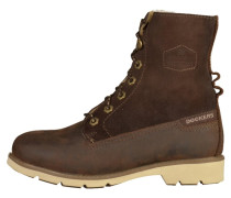 Schnürstiefelette brown