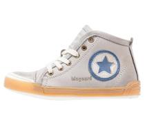 Sneaker high light grey