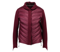 Daunenjacke night maroon