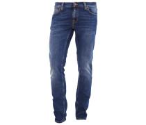 LONG JOHN - Jeans Slim Fit - television blue
