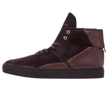 HAMACHI Sneaker high chestnut/gold