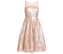 Cocktailkleid / festliches Kleid rose gold