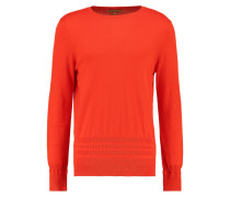 MARTY Strickpullover red