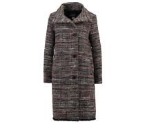 PAVLA Wollmantel / klassischer Mantel multi color