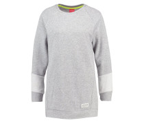 SIMONA - Sweatshirt - light grey melange