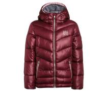Winterjacke rubi red