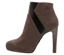 DAMA High Heel Stiefelette brown