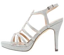 BEGONIA - High Heel Sandaletten - plata