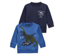 2 PACK - Sweatshirt - blue