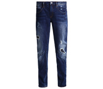 GStar ARC 3D LOW BOYFRIEND Jeans Relaxed Fit rigel denim