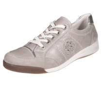 ROM Sneaker low kiesel/weiß/silber
