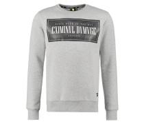 Sweatshirt grey/black