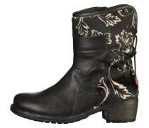 Cowboy/ Bikerstiefelette black