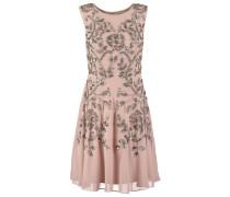 Cocktailkleid / festliches Kleid dusty fawn