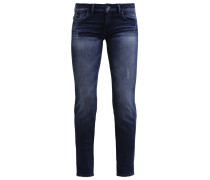 UPTOWN SOPHIE Jeans Slim Fit deep ripped memory stretch
