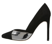 High Heel Pumps black/silver