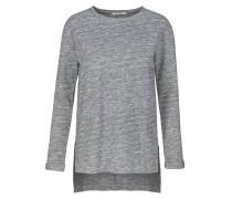 ALINA - Strickpullover - mid grey melange