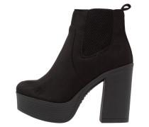 CEECEE High Heel Stiefelette black