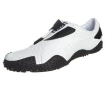 MOSTRO Slipper white/black