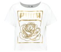 X CAREAUX TShirt print  white