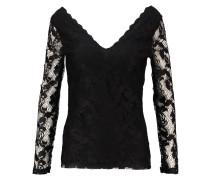 VISENNA - Langarmshirt - black