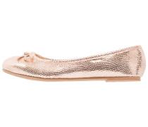 Klassische Ballerina rose gold