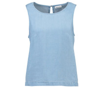 NMNESLI - Bluse - light blue denim