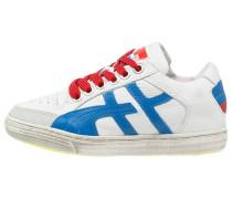Sneaker low white/kobalt