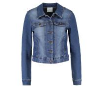 VMNEW SOYA - Jeansjacke - medium blue denim