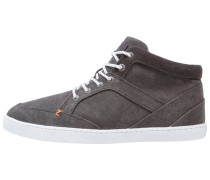 PANAMA - Sneaker high - black/white