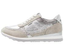 Sneaker low - plata