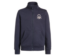 Sweatjacke dark blue