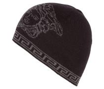 Mütze black/grigio