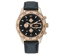 Uhr rose goldcoloured/black