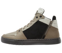 ADONIS Sneaker high black/olive/fog
