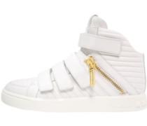 Sneaker high offwhite