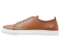 Sneaker low cognac