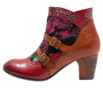 AMANDA Ankle Boot rouge